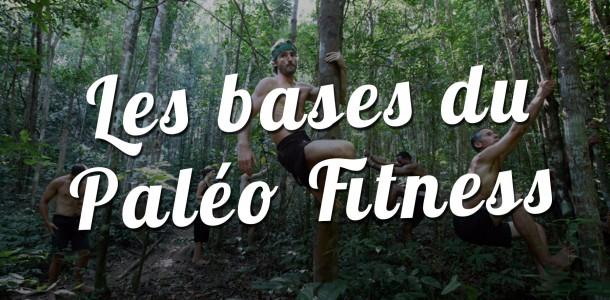 Les bases du Paléo Fitness