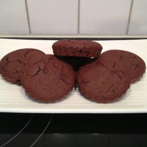 Cookies Paléo au Chocolat