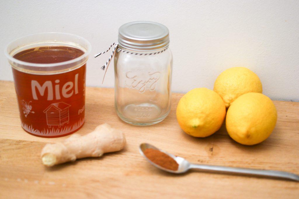 recette sirop pal o miel citron pal o r gime. Black Bedroom Furniture Sets. Home Design Ideas