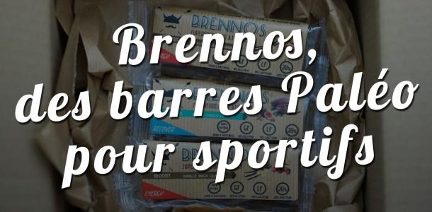 Brennos : Des barres Paléo pour sportifs