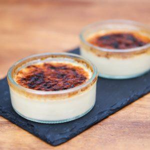 Crème Brulée Paléo