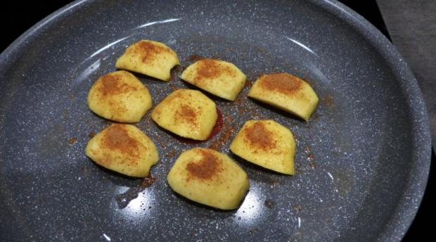 Pommes Camarélisées