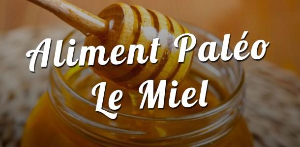 Aliment Paléo : Le miel