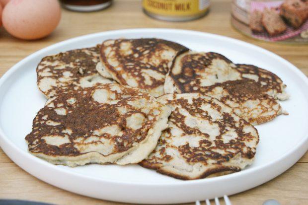 Pancakes aux Fruits Rouges