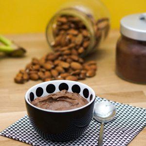 Mousse au Chocolat Avocat Banane