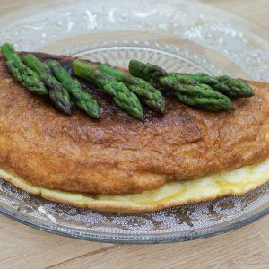 Plats pal o r gime - Recette omelette mere poulard ...