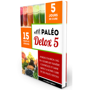 Paléo DETOX5 (eBook)