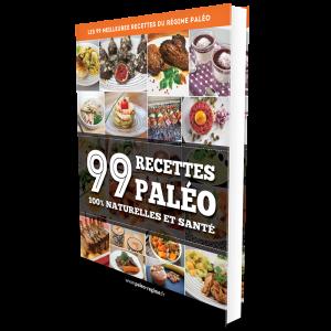 99 Recettes Paléo (eBook)