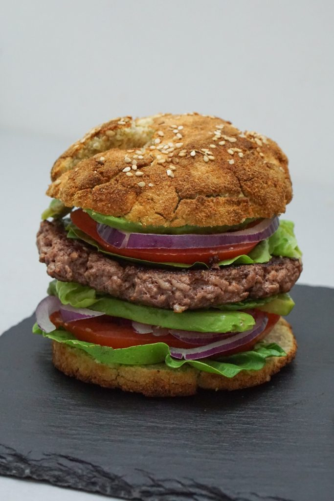Burger Paleo