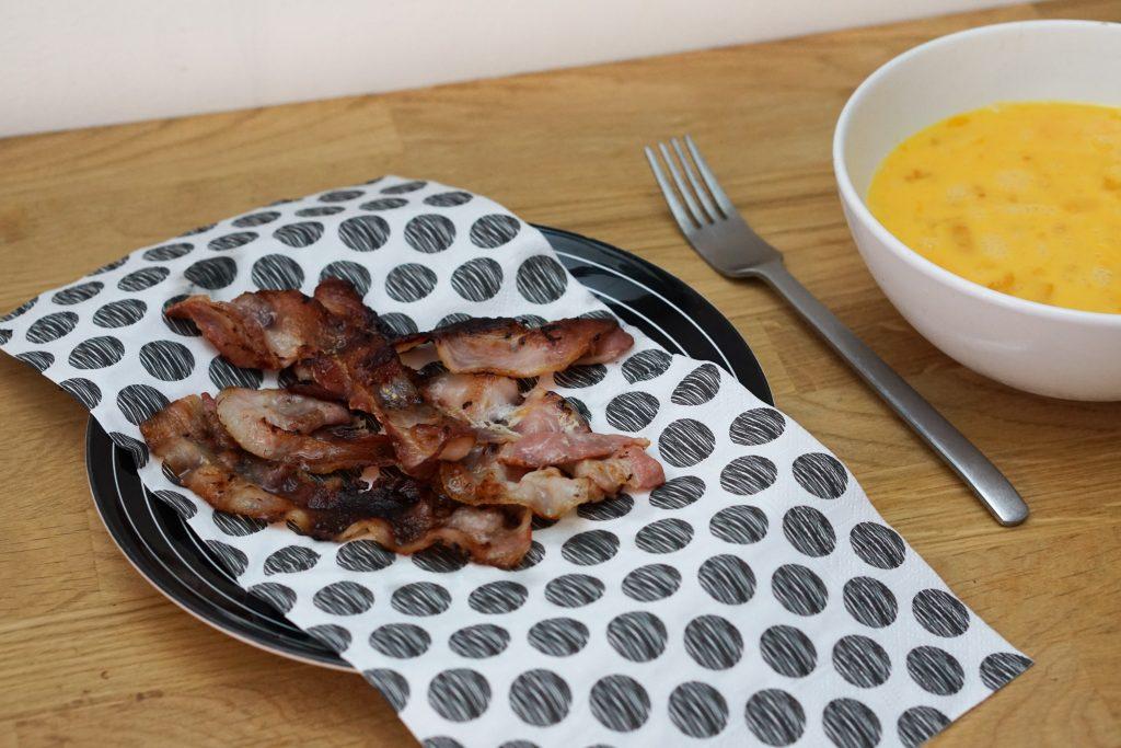 Tartare Oeufs Bacon
