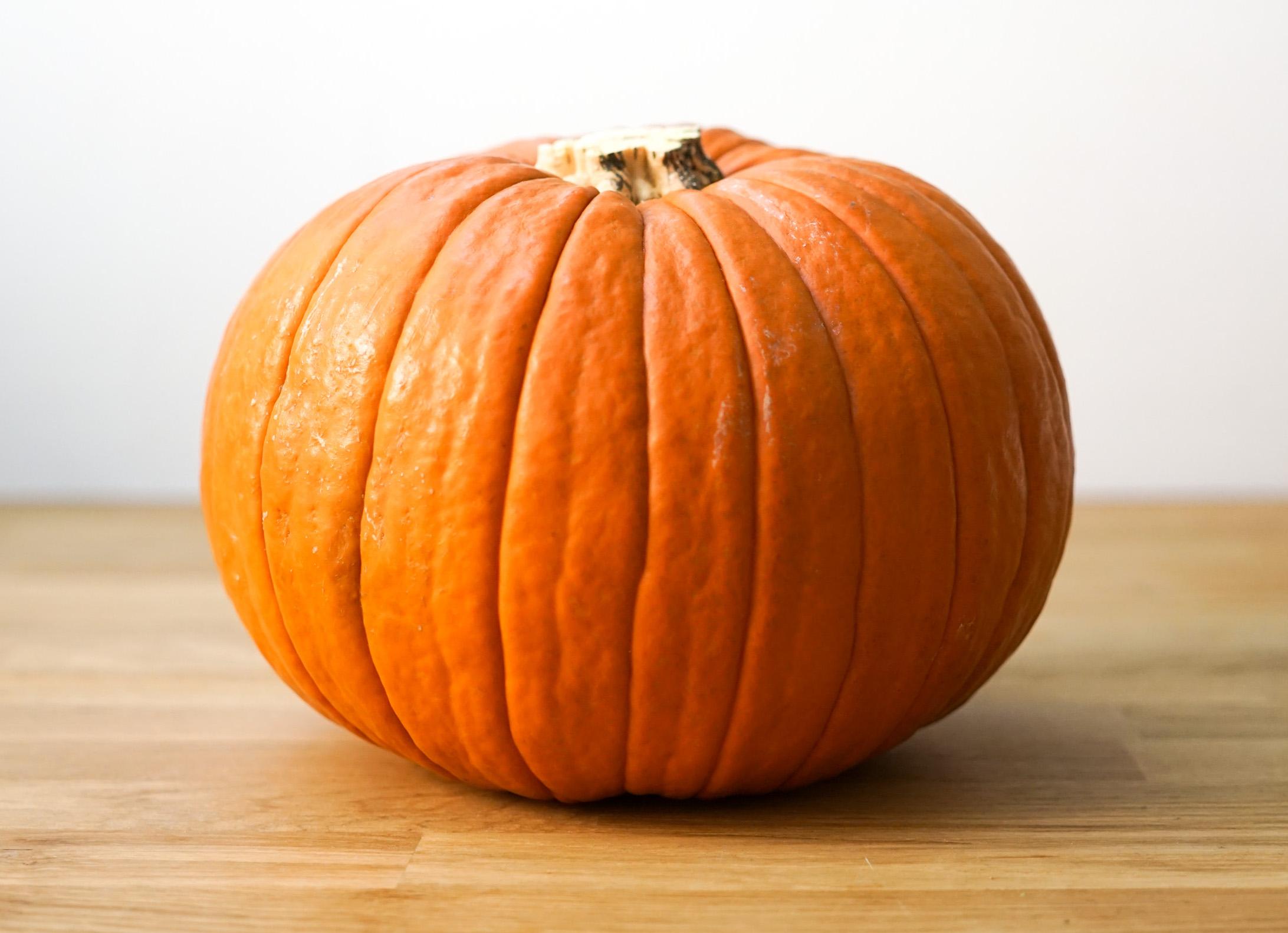 Réaliser Une Citrouille Lumineuse Pour Halloween • Paléo Régime