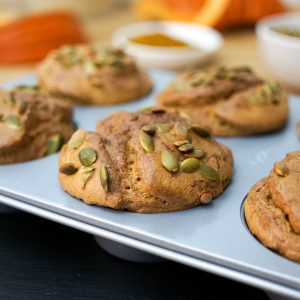 Muffins a la Citrouille