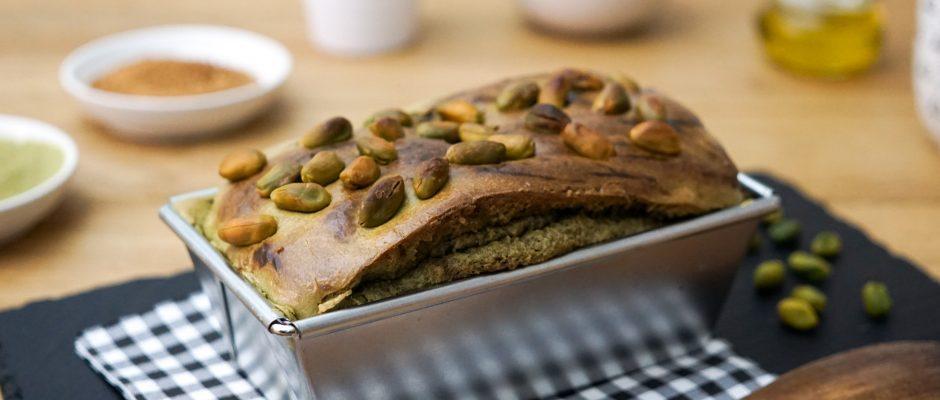 Cake au Matcha