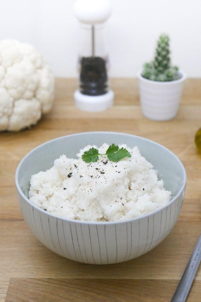 Riz de Chou-fleur