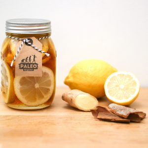 Sirop Paléo Miel Citron